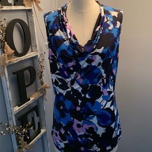 PRINTED BLOUSE FROM WORTHINGTON